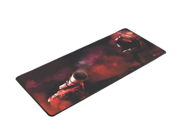 GENESIS CARBON 500 XXL TANK 800x300x2.5mm pelės kilimėlis