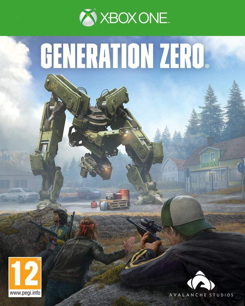 Generation Zero XBOX