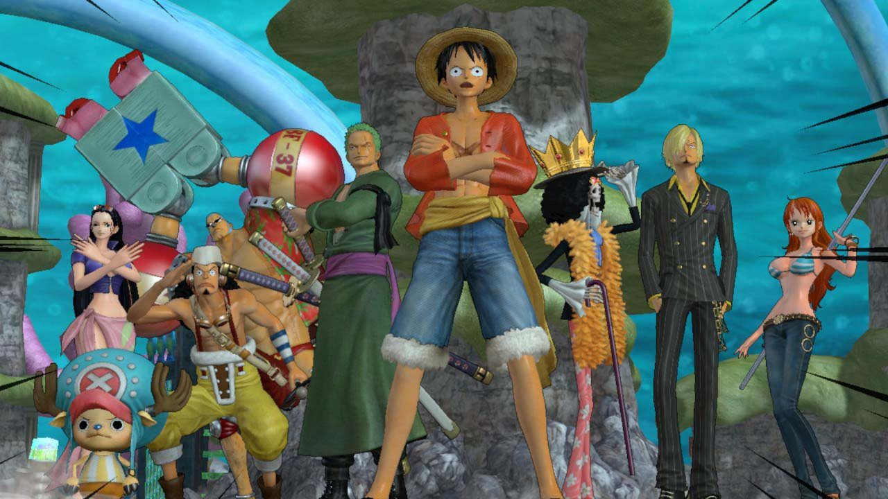 One Piece: Pirate Warriors 3 - Deluxe Edition