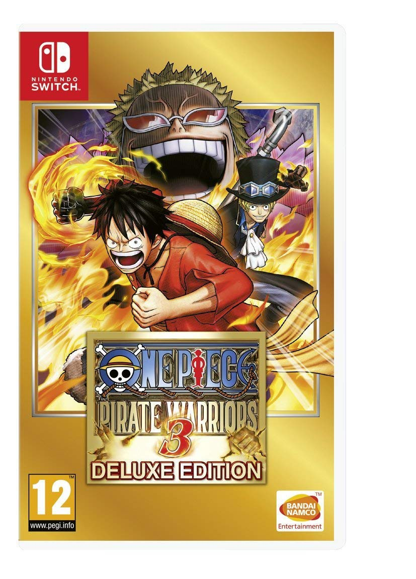 One Piece: Pirate Warriors 3 - Deluxe Edition XBOX