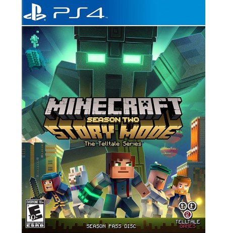 Minecraft: Story Mode - Season Two PS4