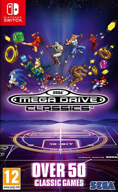 SEGA Mega Drive Classics XBOX