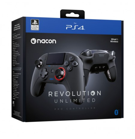 Nacon Revolution Unlimited Pro V3 laidinis/belaidis valdiklis