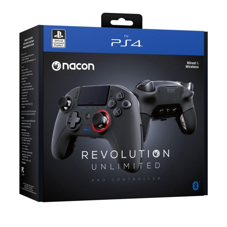 Nacon revolution unlimited destiny 2 settings -