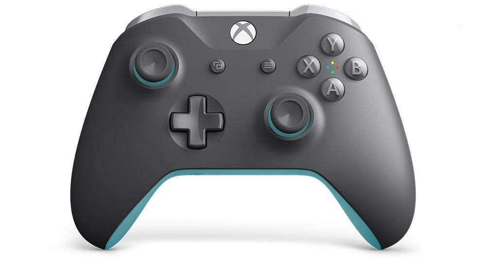 Xbox One Wireless Controller - Grey and Blue Edition
