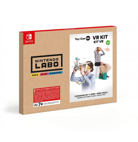 Nintendo LABO Toy-Con 04: VR Kit - Expansion Set 2 (Bird + Wind)