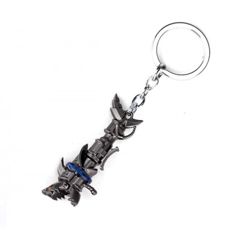 League of Legends metal keychain