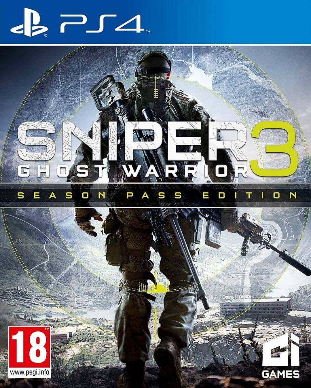 Sniper: Ghost Warrior 3 - Season Pass Edition PS4