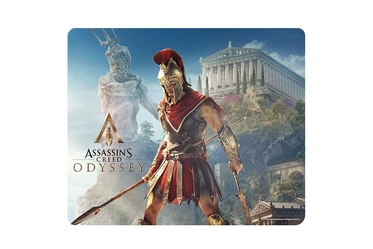 ASSASSIN'S CREED  Odyssey 235x195x3mm Mousepad