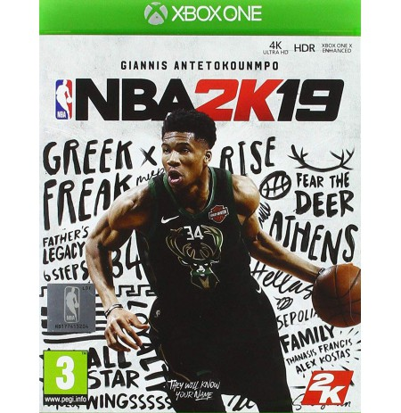NBA 2k19 XBOX