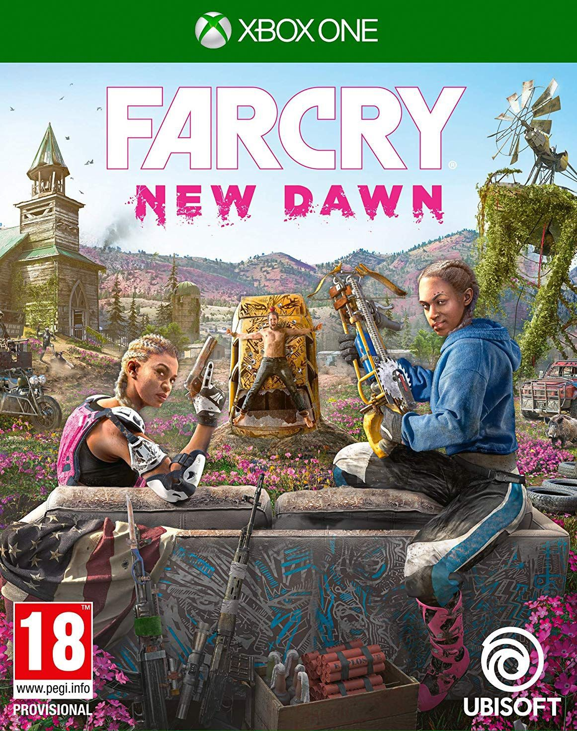Far Cry New Dawn Superbloom Edition XBOX