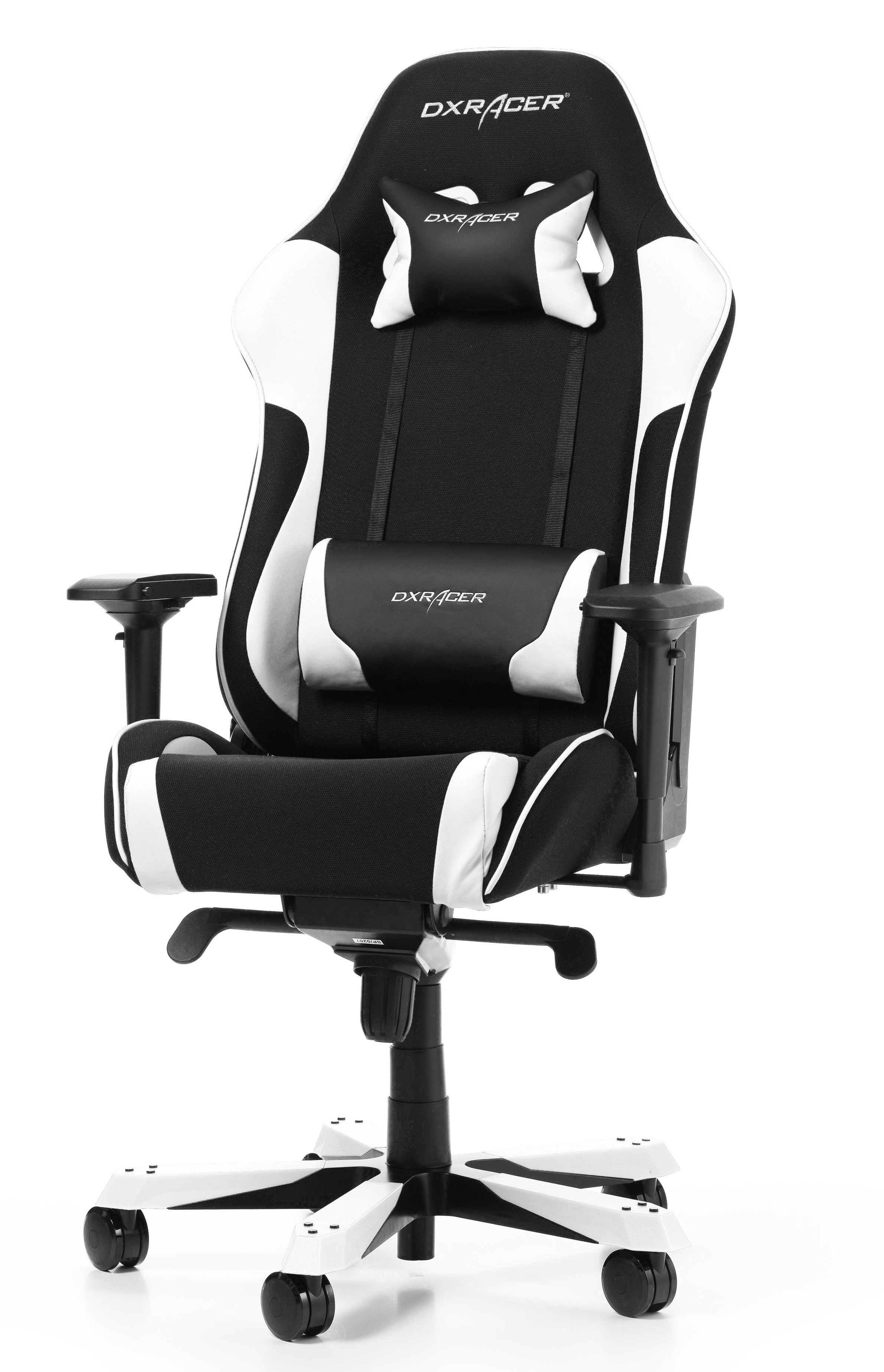 GAMING CHAIR DXRACER KING SERIES K11-NW WHITE