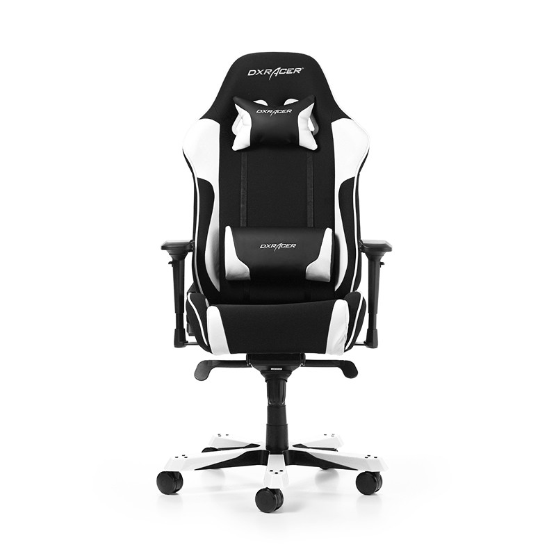 DXRACER KING SERIES K11-NW WHITE GAMING CHAIR