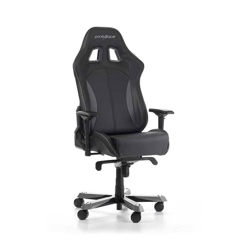 DXRACER KING SERIES K57-NG pilka ergonominė kėdė