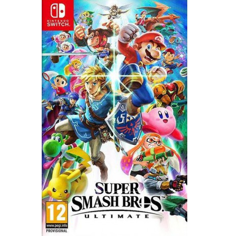 Super Smash Bros - Ultimate XBOX