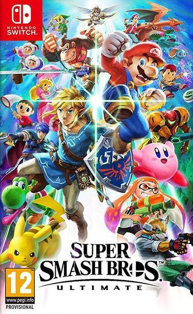 Super Smash Bros - Ultimate