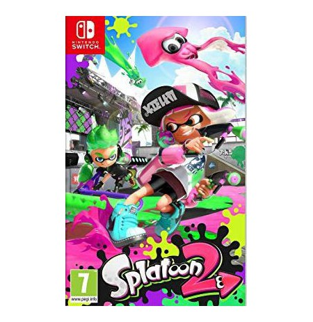 Splatoon 2 XBOX