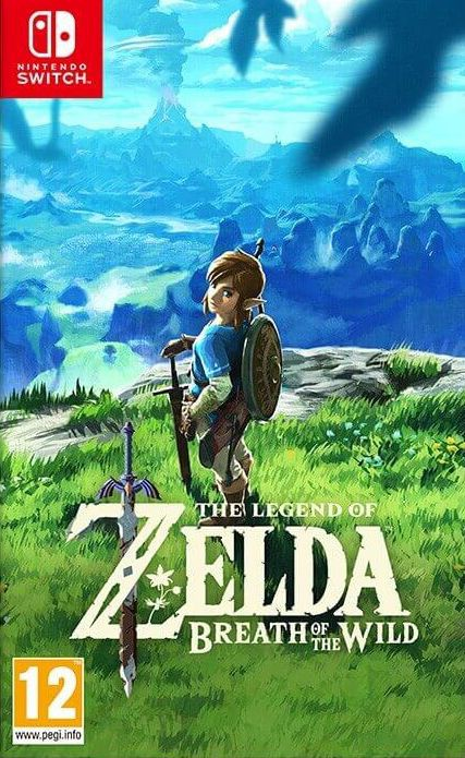 The Legend of Zelda: Breath of the Wild XBOX