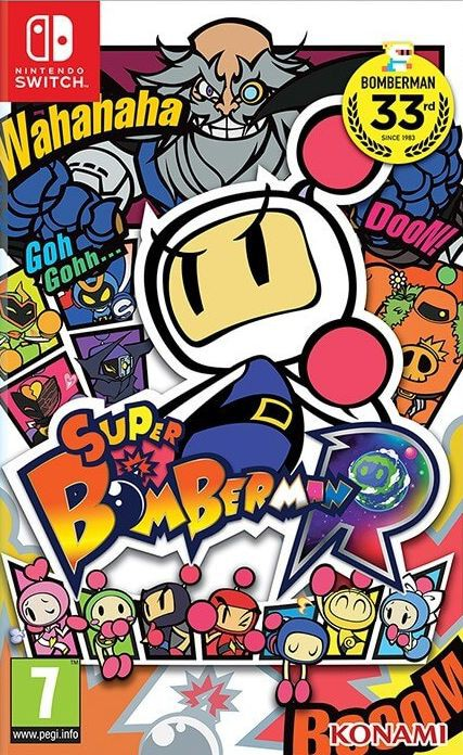 Super Bomberman R XBOX