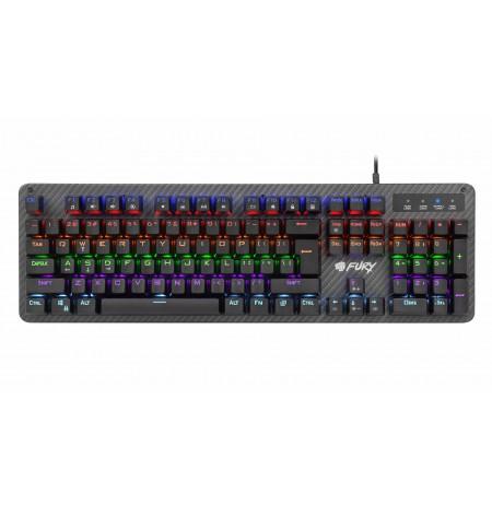 FURY TORNADO mechaninė klaviatūra US