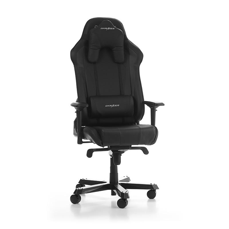 DXRACER SENTINEL SERIES S28-N juoda ergonominė kėdė