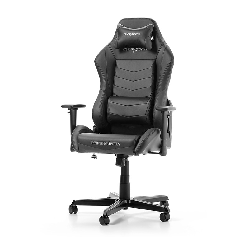 DXRACER DRIFTING SERIES D166-N BLACK GAMING CHAIR