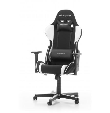 DXRACER FORMULA SERIES F11-NW balta ergonominė kėdė