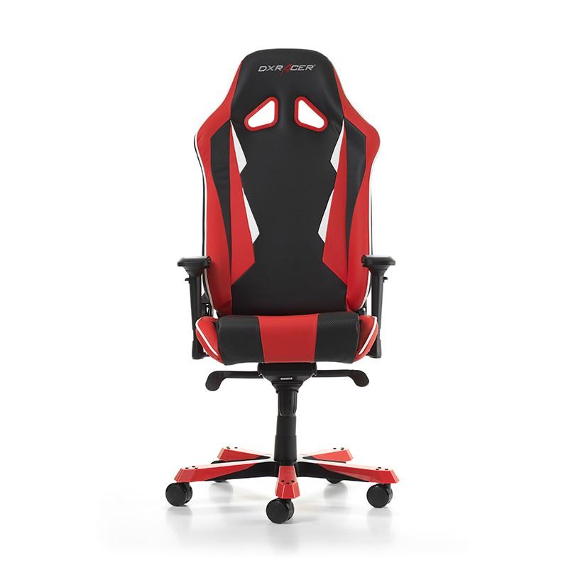 DXRACER SENTINEL SERIES S28-NR raudona ergonominė kėdė