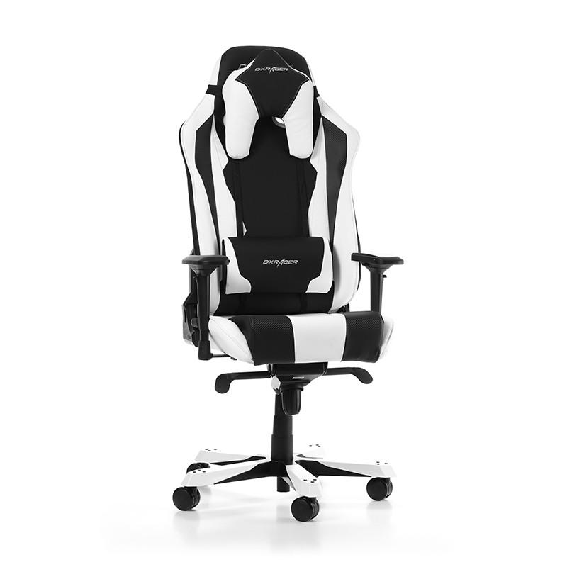 DXRACER SENTINEL SERIES S28-NW balta ergonominė kėdė
