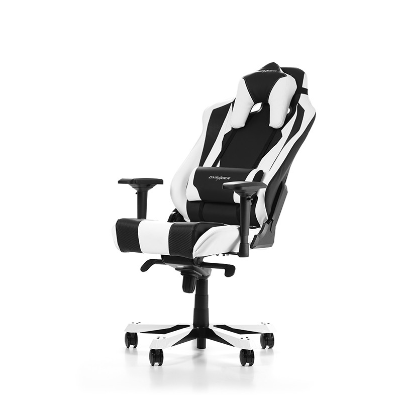 DXRACER SENTINEL SERIES S28-NW WHITE GAMING CHAIR