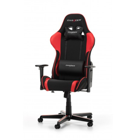 DXRACER FORMULA SERIES F11-NR raudona ergonominė kėdė (medžiaga+PU)