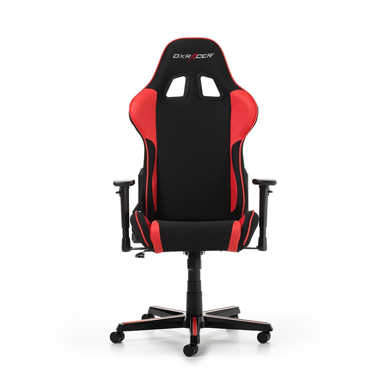 DXRACER FORMULA SERIES F11-NR RED FABRIC GAMING CHAIR