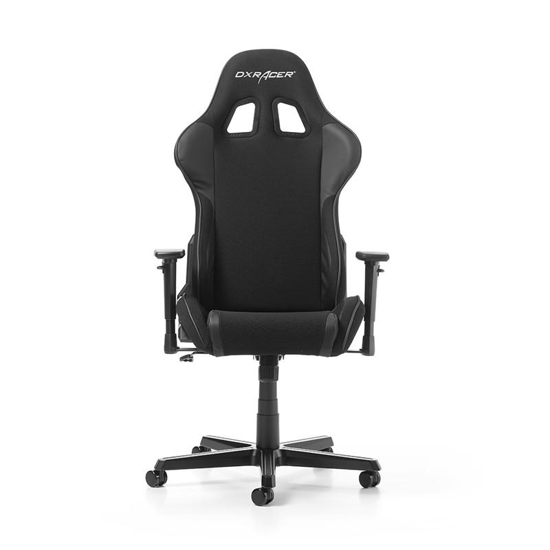 DXRACER FORMULA SERIES F11-N juoda ergonominė kėdė (medžiaga+PU)
