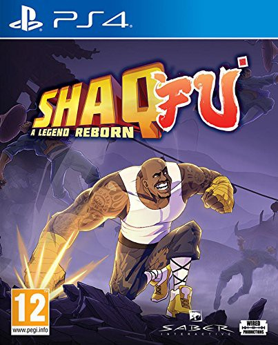 Shaq Fu: A Legend Reborn XBOX