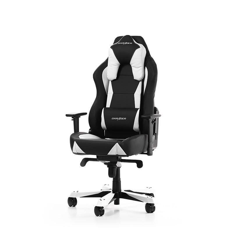 DXRACER WORK W0-NW balta ergonominė kėdė