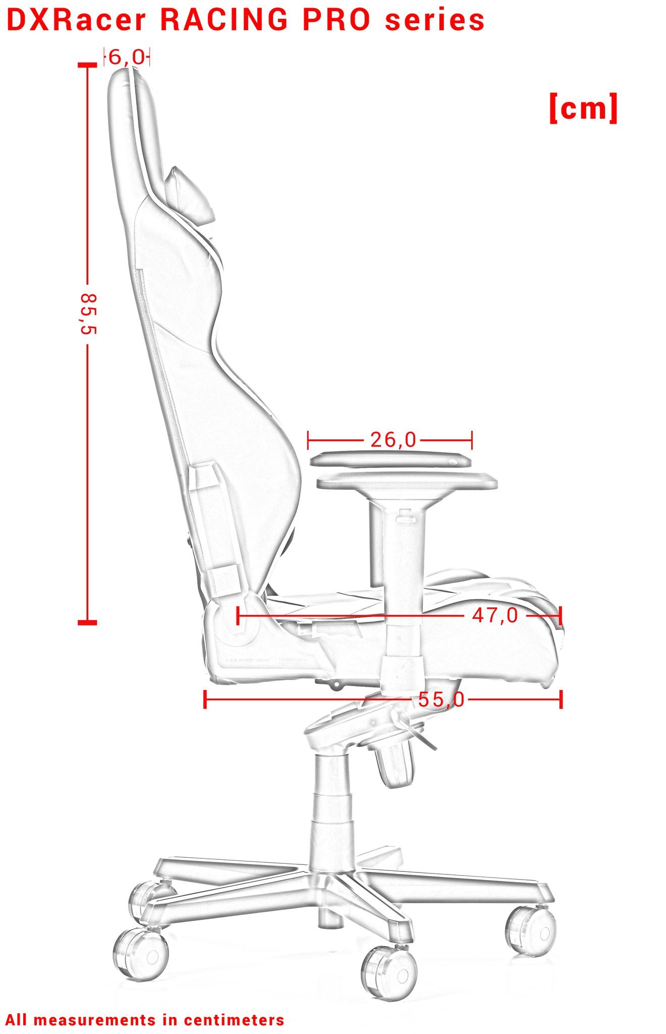 DXRACER RACING PRO SERIES R131-NV violetinė ergonominė kėdė