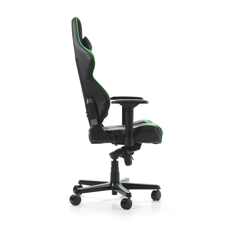DXRACER RACING PRO SERIES R131-NE GREEN GAMING CHAIR