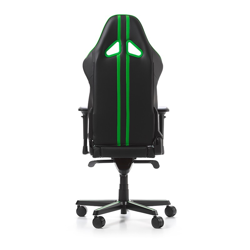 DXRACER RACING PRO SERIES R131-NE žalia ergonominė kėdė