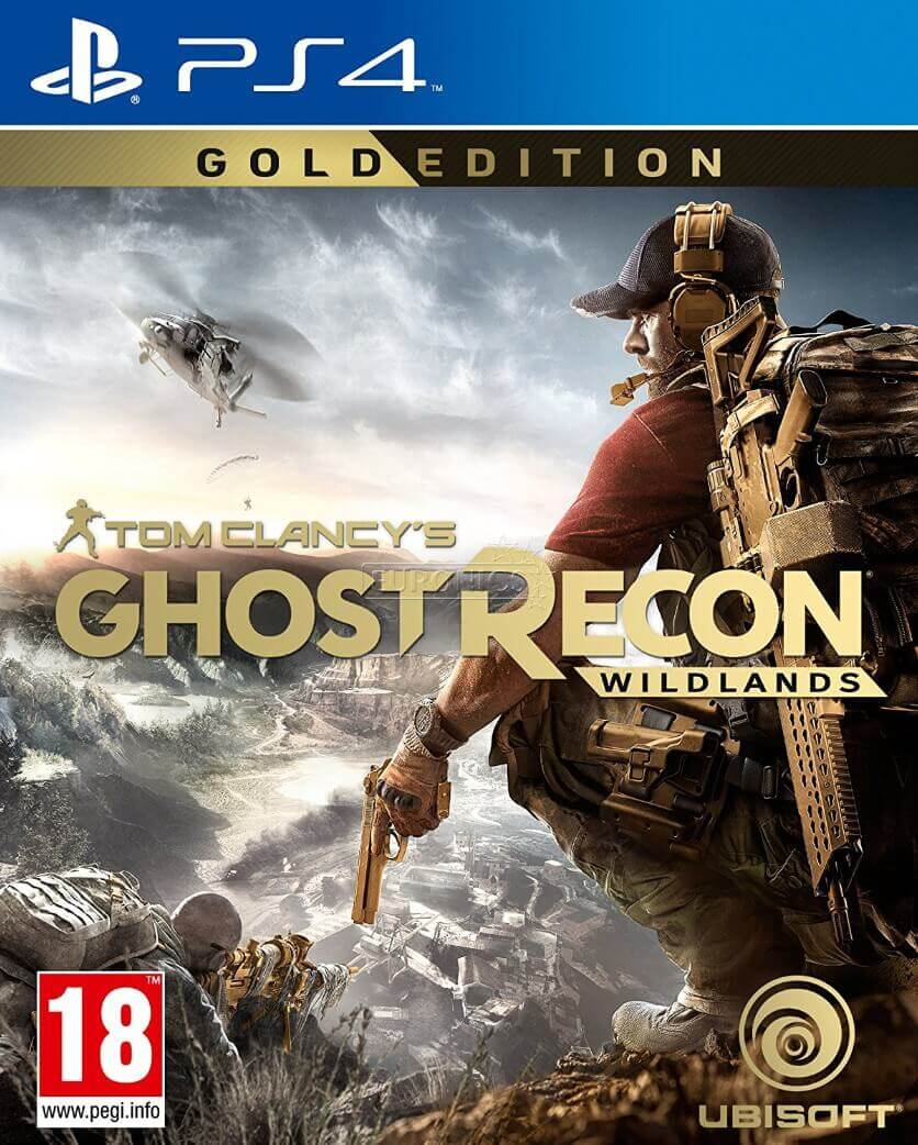 Tom Clancy's Ghost Recon: Wildlands Gold Edition