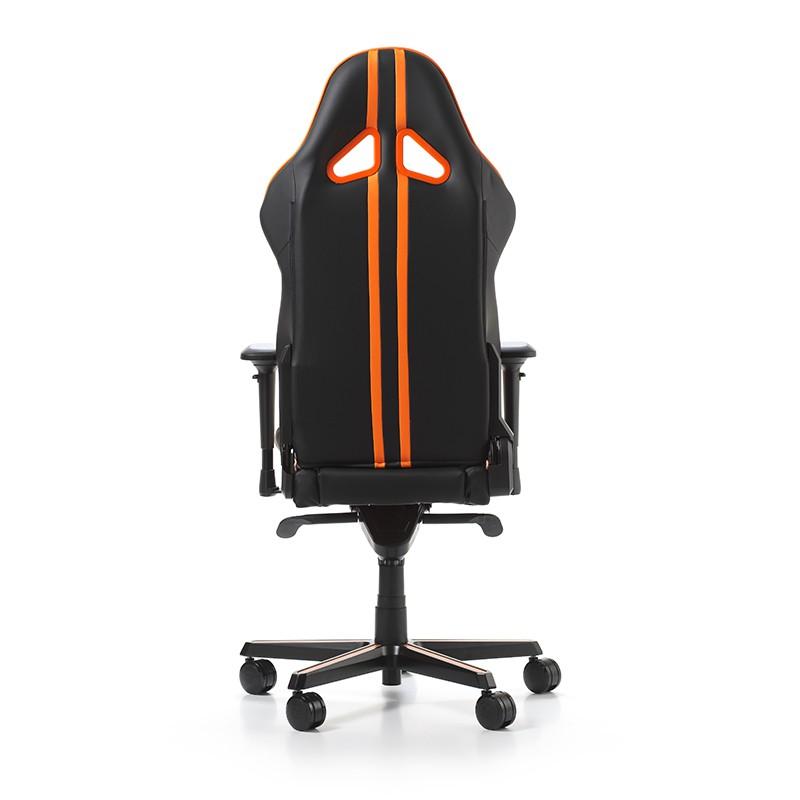 DXRACER RACING PRO SERIES R131-NO oranžinė ergonominė kėdė