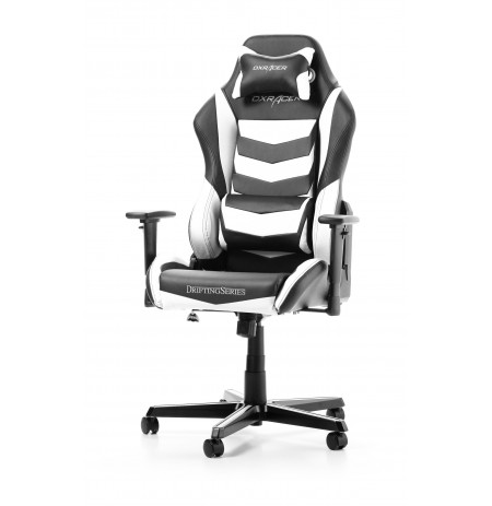 DXRACER DRIFTING SERIES D166-NW White GAMING CHAIR
