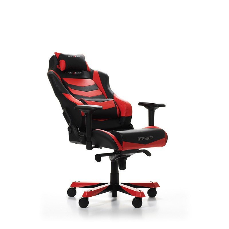 DXRACER IRON SERIES I166-NR RED GAMING CHAIR