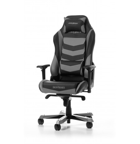 DXRACER IRON SERIES I166-N BLACK GAMING CHAIR