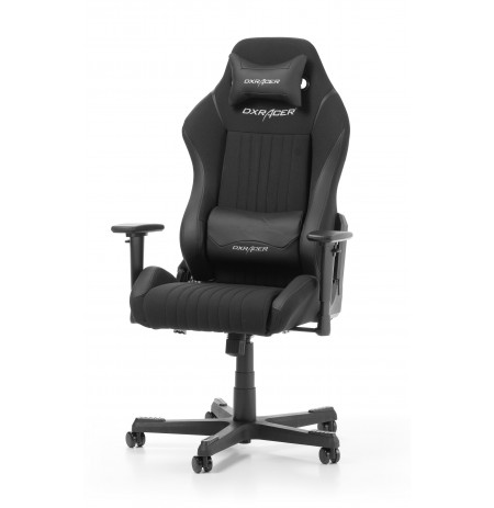DXRACER DRIFTING SERIES D02-N BLACK GAMING CHAIR (Cloth + PU)