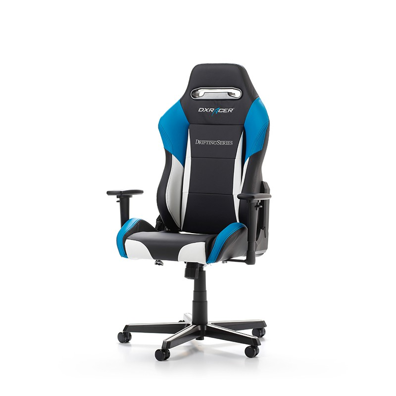 DXRACER DRIFTING SERIES D61-NWB BLUE WHITE GAMING CHAIR