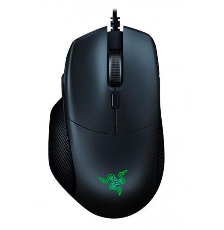 RAZER Basilisk Essential juoda laidinė žaidimų optinė pelė | 6400 DPI