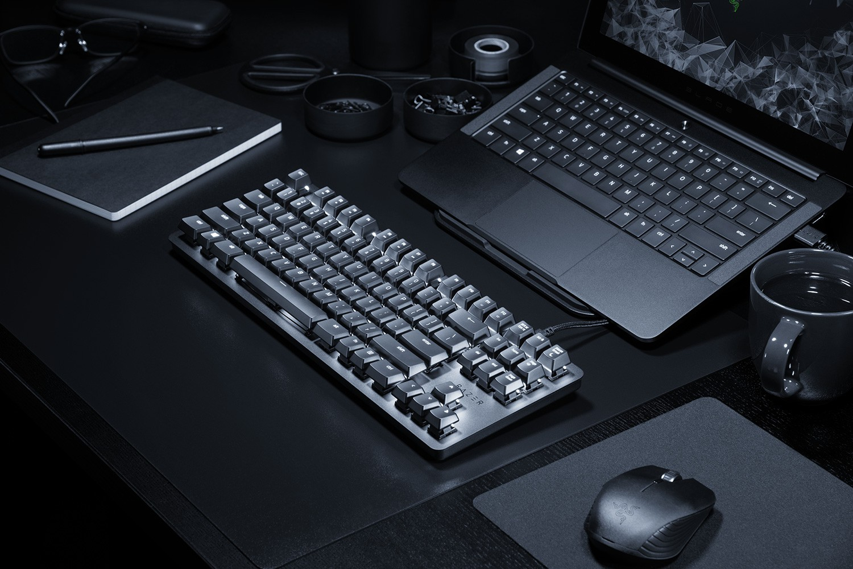 Razer BlackWidow Lite (Orange Switch)  - US Layout keyboard