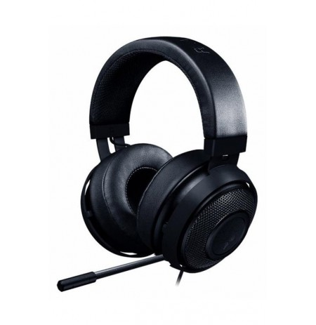 RAZER KRAKEN Multi-Platform Juodos laidinės ausinės su mikrofonu | 3.5mm