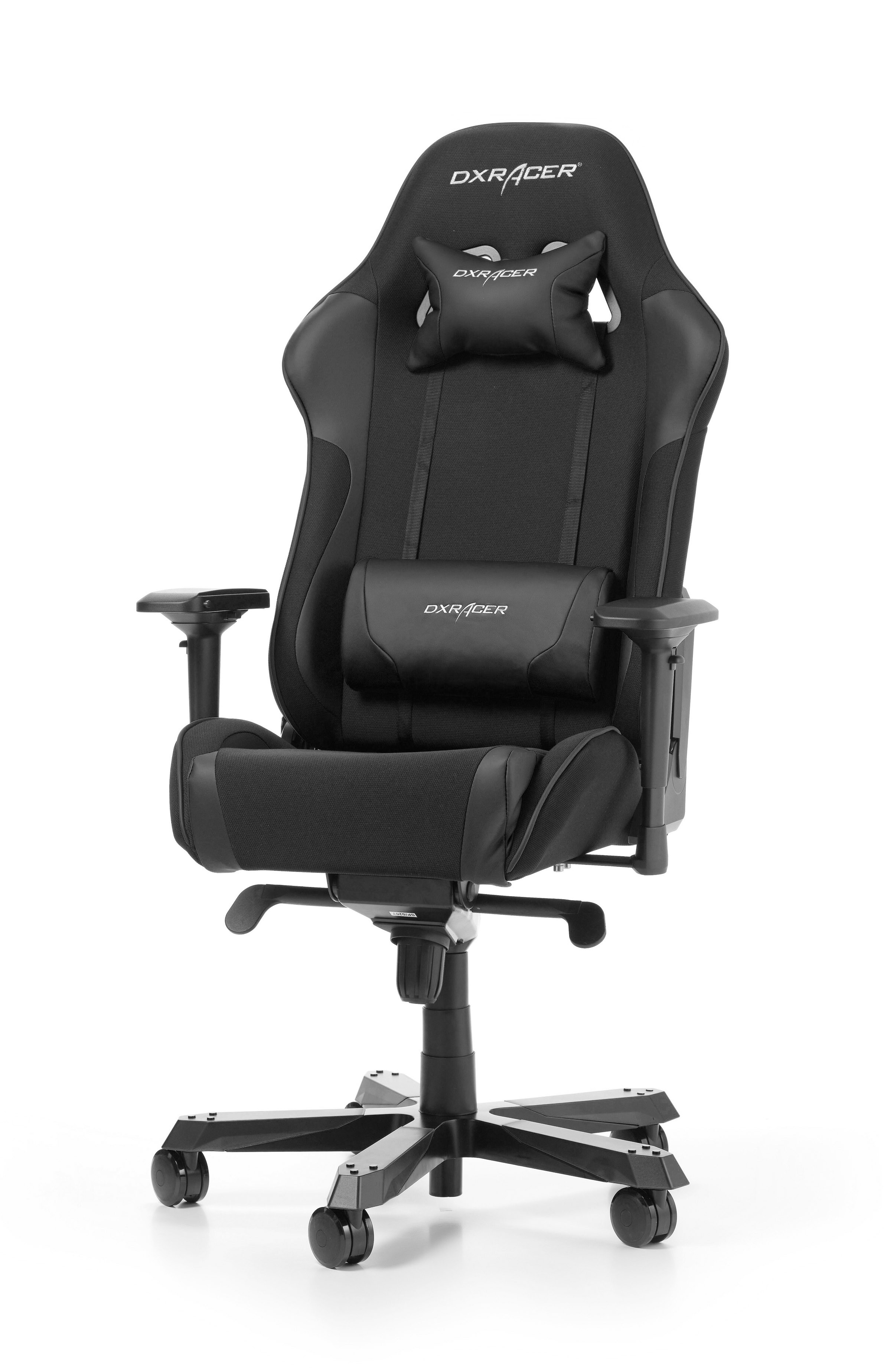 GAMING CHAIR DXRACER KING SERIES K57-NW WHITE