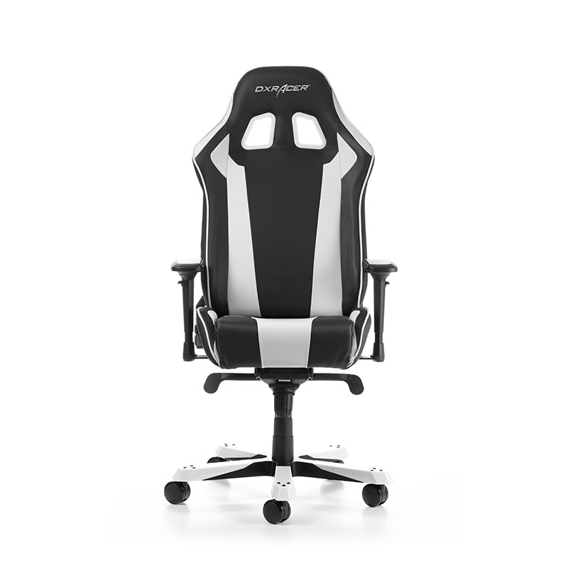 DXRACER KING SERIES K06-NW WHITE  GAMING CHAIR
